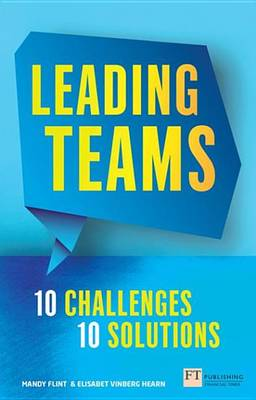 9781292083117 - Leading Teams - 10 Challenges : 10 Solutions