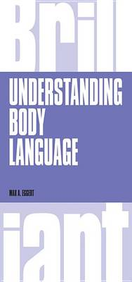 9781292084596 - Understanding Body Language, revised 1st edn