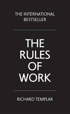 9781292088112 - The Rules of Work