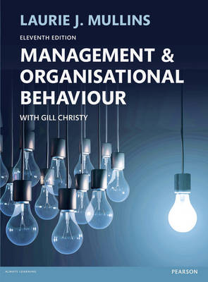 9781292088488 - Management and Organisational Behaviour