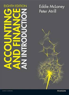 9781292088907 - Accounting and Finance: An Introduction 8th edition