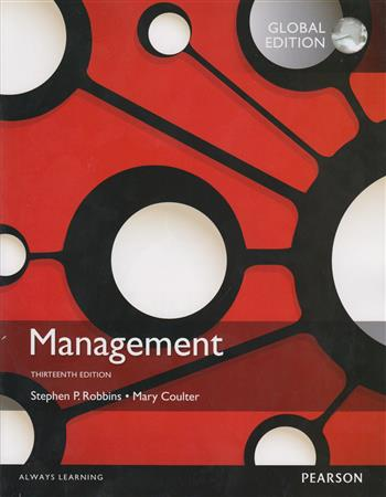 9781292090207 - Management, Global Edition