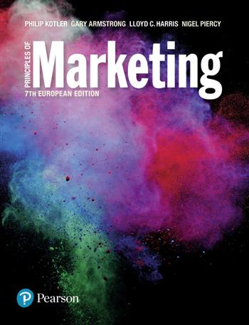 9781292092898 - Principles of Marketing