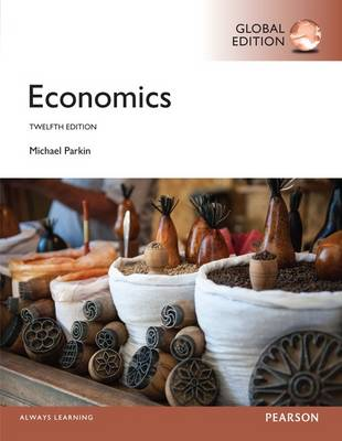 9781292094618 - Economics with MyEconLab, Global Edition
