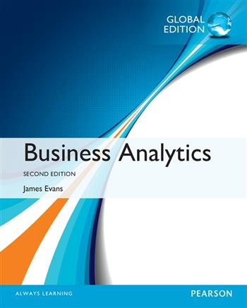 9781292095455 - Business Analytics, Global Edition