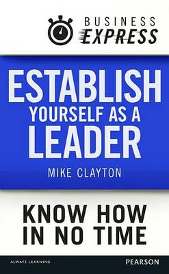 9781292095769 - Business Express: Establish yourself as a leader