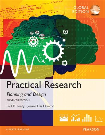 9781292095882 - Practical Research: Planning and Design, Global Edition