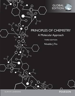 9781292097398 - Principles of Chemistry: A Molecular Approach with MasteringChemistry, Global Edition