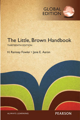 9781292099477 - The Little, Brown Handbook