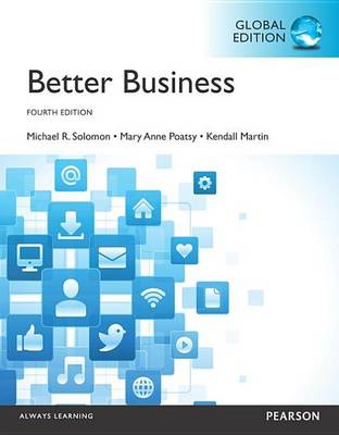 9781292099545 - Better Business, Global Edition