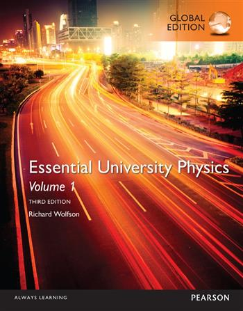 9781292102665 - Essential University Physics: Volume 1, Global Edition