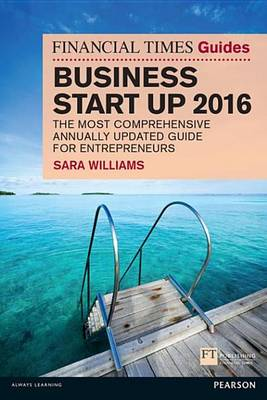 9781292104751 - The Financial Times Guide to Business Start Up 2016