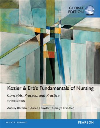 9781292106113 - Kozier & Erb's Fundamentals of Nursing, Global Edition