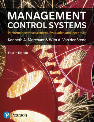 9781292110554 - Management Control Systems