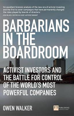 9781292114019 - Barbarians in the Boardroom