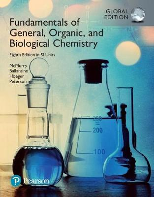 9781292123615 - Fundamentals of General, Organic, and Biological Chemistry with MasteringChemistry