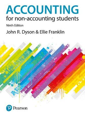 9781292128979 - Accounting for Non-Accounting Students 9th Edition