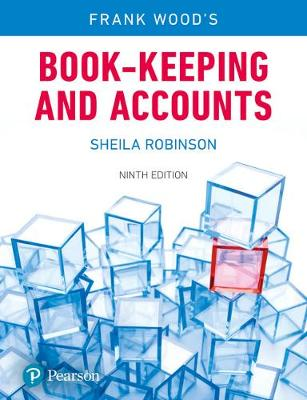 9781292129143 - Book-keeping and Accounts