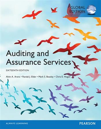 9781292147888 - Auditing and Assurance Services, Global Edition