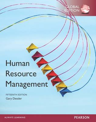 9781292152103 - Human Resource Management, Global Edition