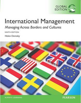 9781292153537 - International Management: Managing Across Borders and Cultures, Text an d Cases, Global Edition