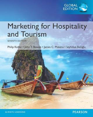 9781292156156 - Marketing for Hospitality and Tourism