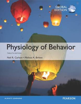 9781292158105 - Physiology of Behavior