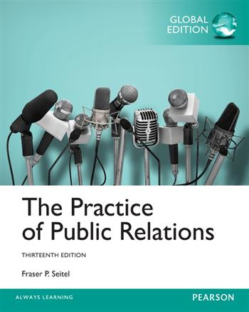 9781292160115 - The Practice of Public Relations, Global Edition