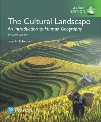 9781292162096 - The Cultural Landscape: An Introduction to Human Geography, Global Edition