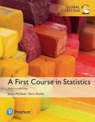 9781292165417 - A First Course in Statistics, Global Edition