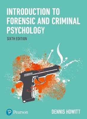9781292187167 - Introduction to Forensic and Criminal Psychology