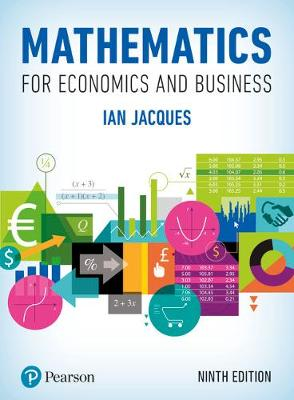 9781292191669 - Mathematics for Economics and Business