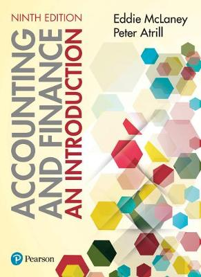 9781292204482 - Accounting and Finance: An Introduction