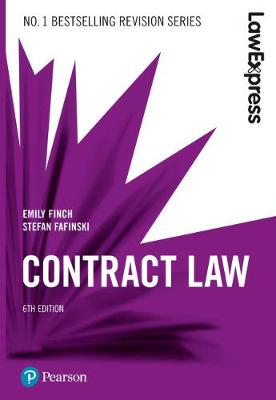 9781292210124 - Law Express: Contract Law