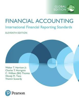 9781292211251 - Financial Accounting plus MyAccountingLab with Pearson eText