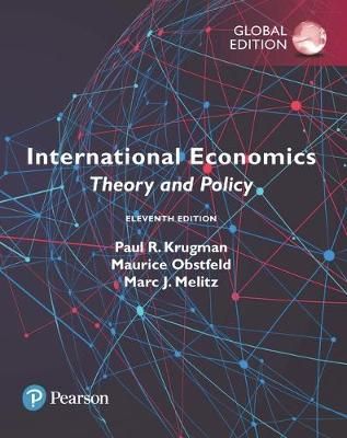 9781292214870 - International Economics: Theory and Policy, Global Edition