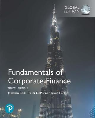 9781292215198 - Fundamentals of Corporate Finance plus MyLab, Global Edition,
