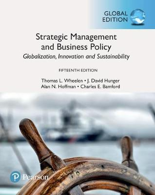 9781292215488 - Strategic Management and Business Policy: Globalization, Innovation and Sustainability, Global Edition