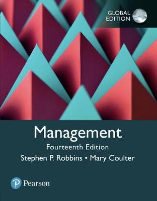9781292215839 - Management, Global Edition editie 14