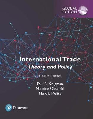 9781292216355 - International Trade: Theory and Policy, Global Edition
