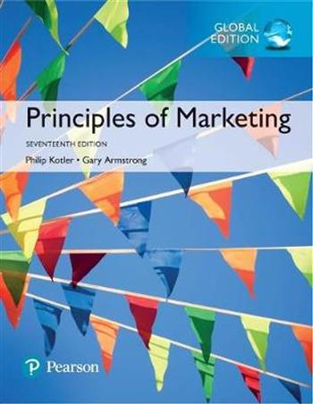 9781292220178 - Principles of Marketing 17th Global edition