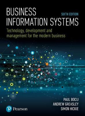 9781292220970 - Business Information Systems