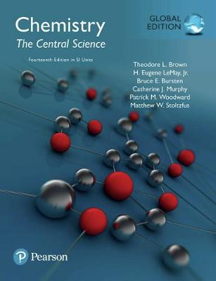 9781292221359 - Chemistry: The Central Science plus Pearson Mastering Chemistry with Pearson eText, SI Edition