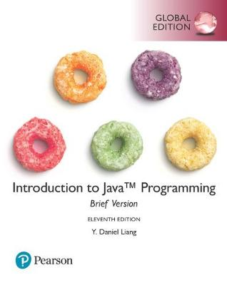 9781292222035 - Introduction to Java Programming, Brief Version, Global Edition