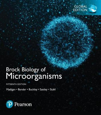 9781292235226 - Brock Biology of Microorganisms plus Pearson Mastering Microbiology with Pearson eText, Global Edition