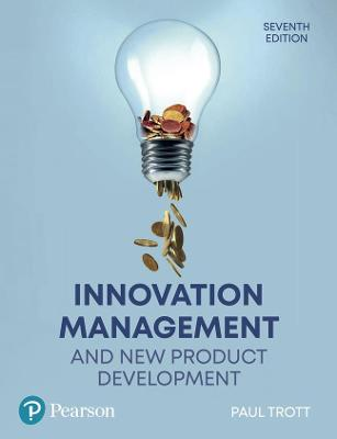 9781292251523 - Innovation Management and New Product Development