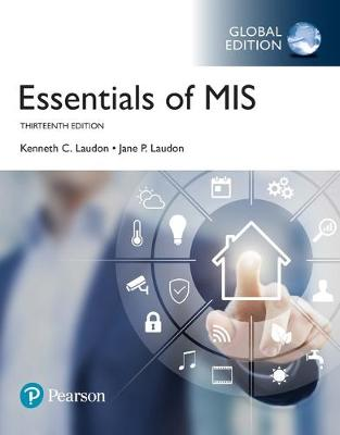9781292253350 - Essentials of MIS, Global Edition