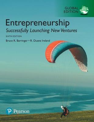 9781292255330 - Entrepreneurship, Global Edition
