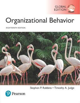 9781292259239 - Organizational Behavior, Global Edition