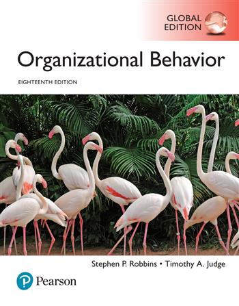 9781292259246 - Organizational Behavior, Global Edition